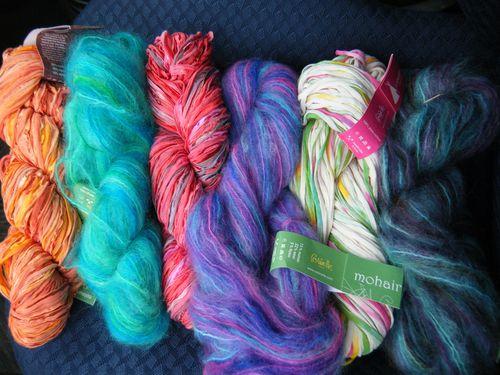 S&C - Skeins of wool