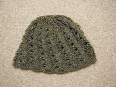 Knitted hat 01