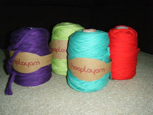 S&C - Hooplayarn