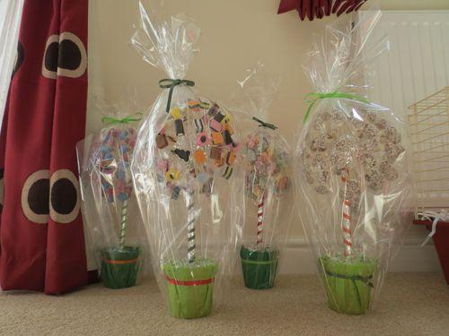Four sweetie flowers 2