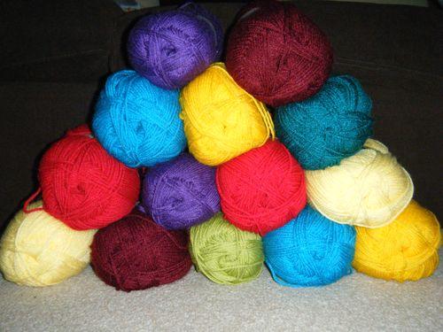 S&C - Ripple blanket wool 2
