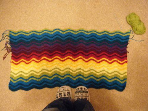 Ripple blanket 02