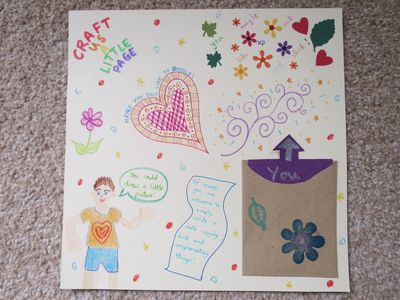 Sample guestbook page