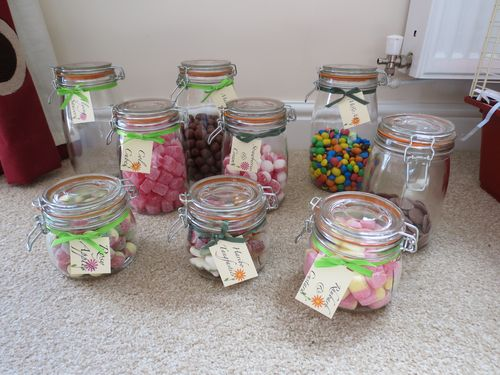 Sweetie jars 1