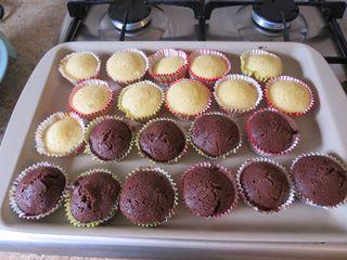 Cupcake baking (8) all cupcakes