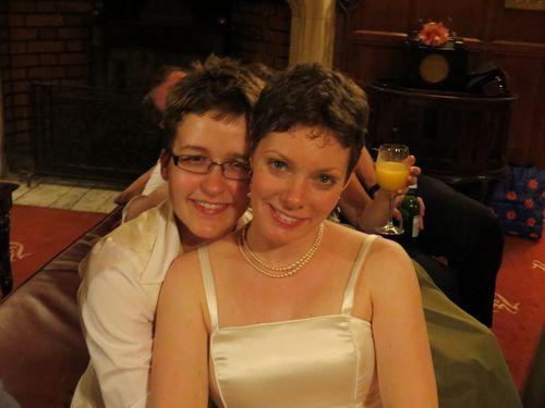 Wedding - Rachel and I 02