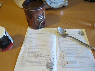 Cupcake baking (3) messy recipe
