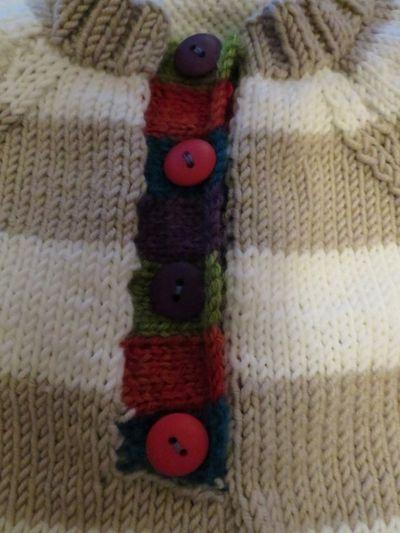 Millamia jumper buttons