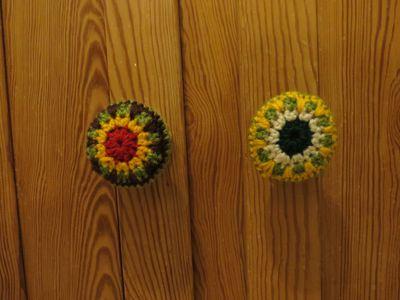 Dresser knob covers (17)