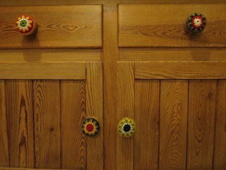 Dresser knob covers (18)