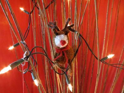 Alvin the reindeer's adventure! (6)