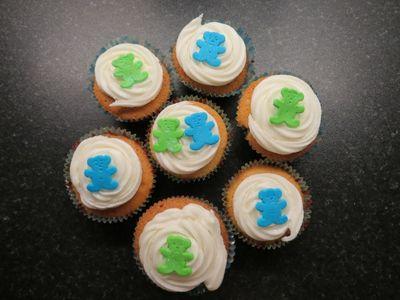 Christening bear cupcakes (7) (640x480)