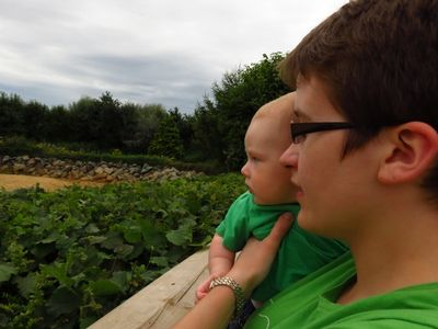 Baby R's first zoo trip (8)