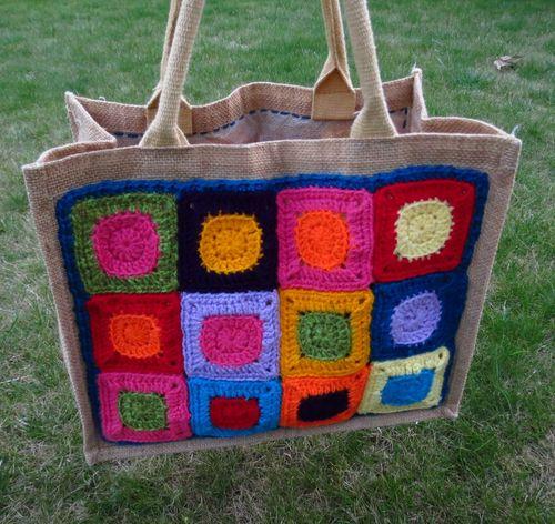 Finished crochet patchwork bag (4) (800x756)