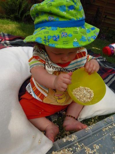 Sensory play - oats! (3) (600x800)