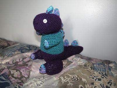 Crochet dinosaur (3) (800x600)