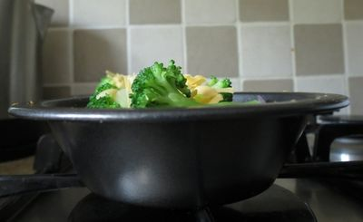 Baby-led weaning - broccoli quiche  (6)