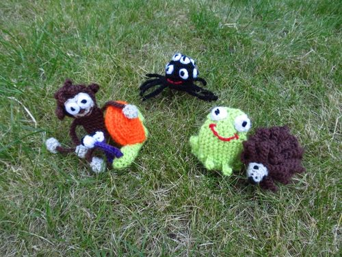 Crochet finger puppets (5) (800x600)