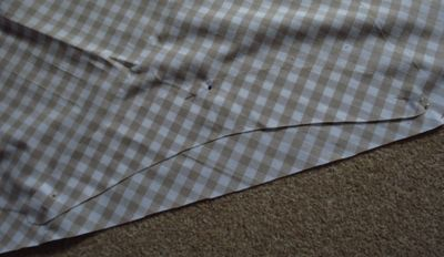 Tie back for hall curtain (2)