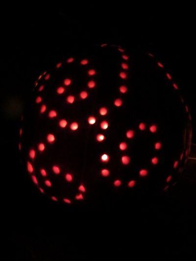 Carving our Pumpkins (19)
