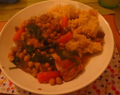 Tagine cooking (5)