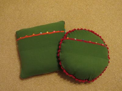 Blooming Flower cushion (6)