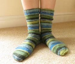 Jenerally Speaking - Knitted socks (1) (1280x1085)