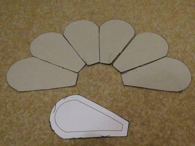 Dresden Plate Cushion (5)