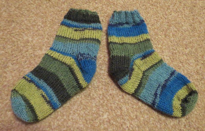 Mummy and Son socks (2)
