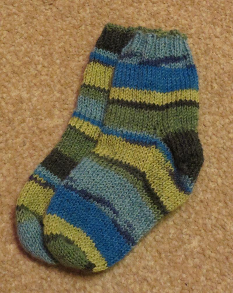 Mummy and Son socks (3)
