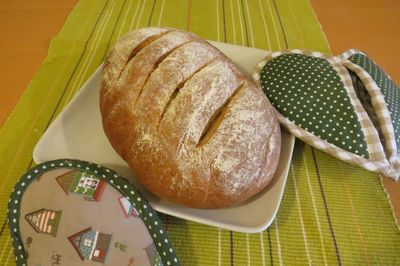 Wholemeal bloomer (7)