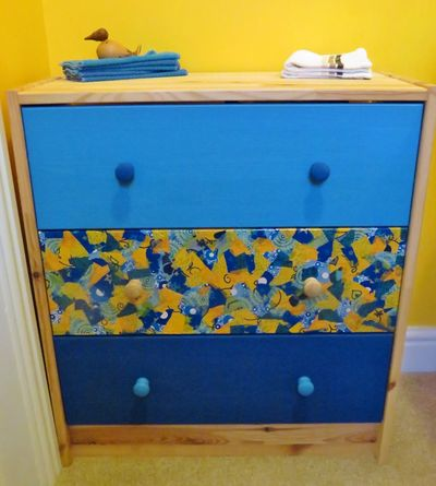 Décopatched chest of drawers (5)