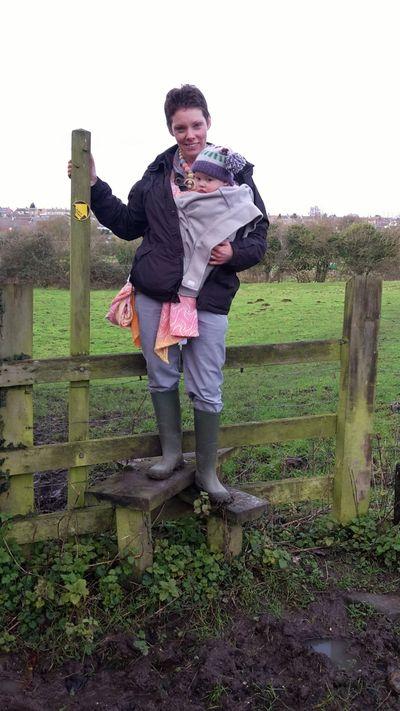 Muddy Walk (1)