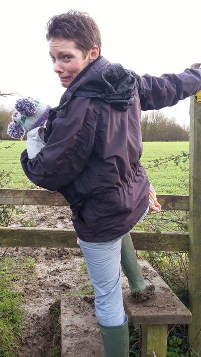 Muddy Walk (3)