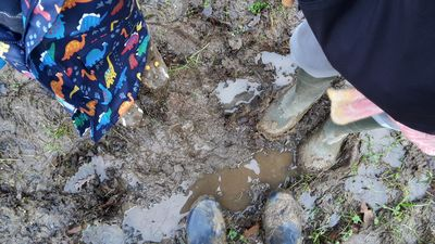 Muddy Walk (5)