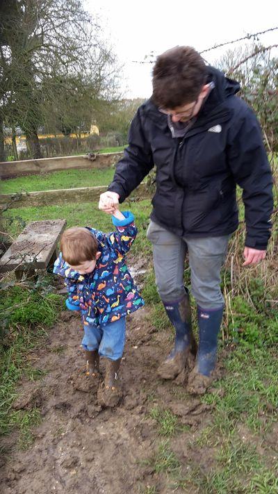 Muddy Walk (9)