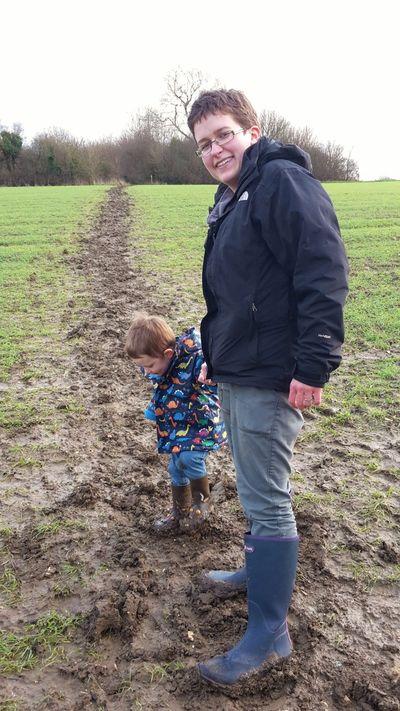 Muddy Walk (11)