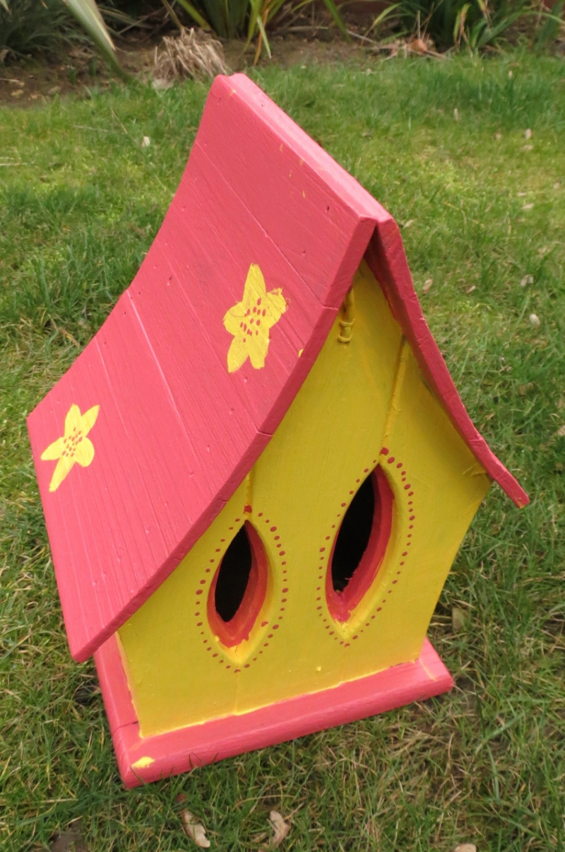 Birdhouses and bugboxes (15)