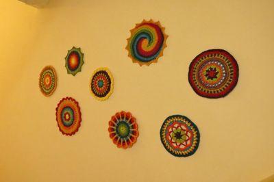 Jenerally Speaking's Crochet Mandala (5)