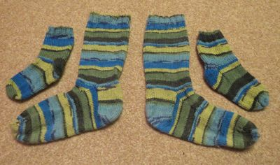 Mummy and Son socks (6)