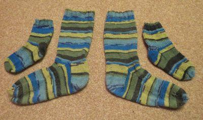 Mummy and Son socks (6)