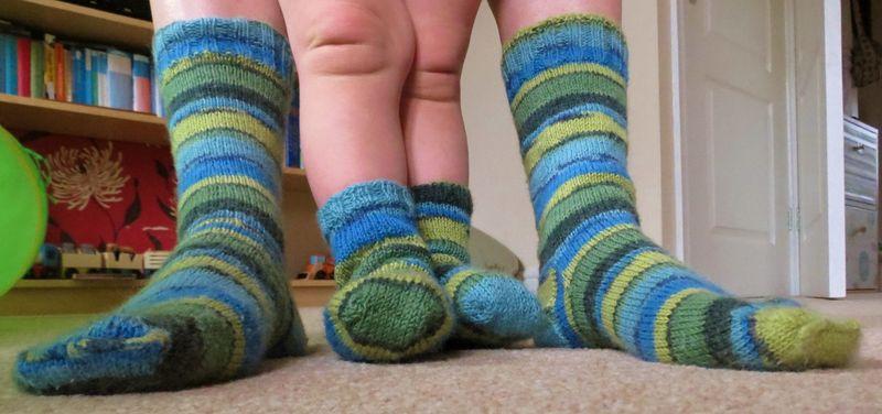 Mummy and Son socks (12)