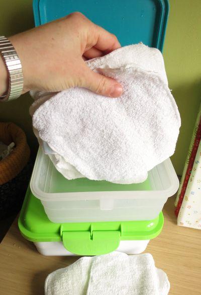 Fabric Wet Wipes (5)