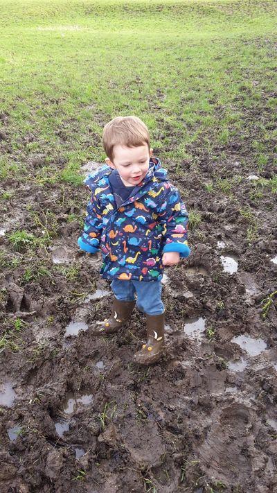 Muddy Walk (2)