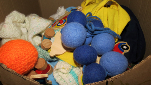 Laundry and Childcare (4)