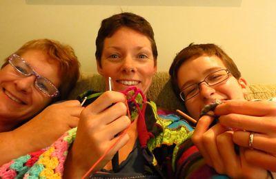 Jenerally Speaking's Crochet Mandala (6)