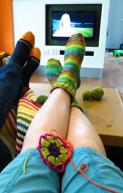 Jenerally Speaking's Crochet Mandala (7)