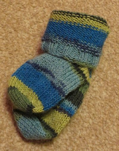 Mummy and Son socks (4)