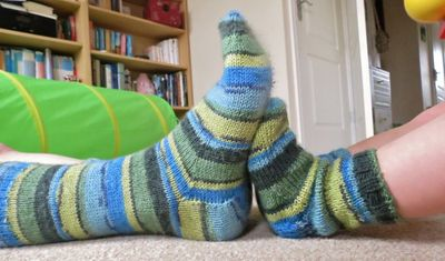 Mummy and Son socks (11)