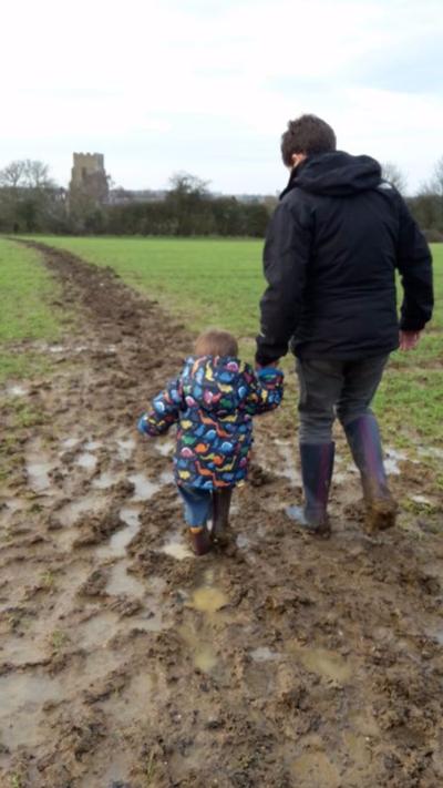 Muddy Walk (7)